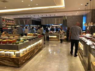 Foto 6 - Interior di Anigre - Sheraton Grand Jakarta Gandaria City Hotel oleh Michael Wenadi