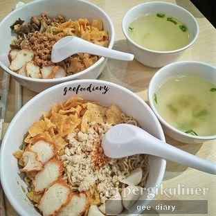Foto - Makanan di Bakmi Gocit oleh Genina @geeatdiary