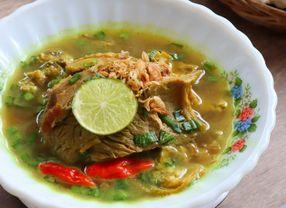 5 Masakan Indonesia Olahan Daging Tanpa Santan yang Nggak Kalah Gurihnya