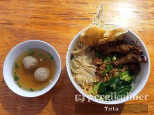 Foto review Mie Ayam Bakar Rondo Bakar oleh Tirta Lie 3
