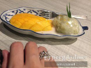 Foto 3 - Makanan(Mango Sticky Rice) di Jittlada Restaurant oleh Arissa A. Arief