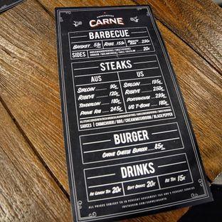 Foto review Carne oleh IG : FOODTRAVELID  4