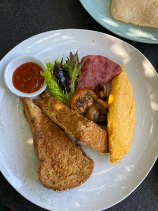 Foto 1 - Makanan di Hara - Kollektiv Hotel oleh @makankudiary (by tamy)