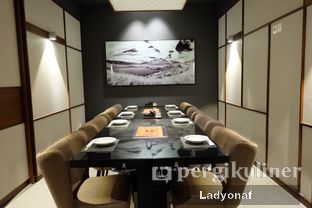 Foto 4 - Interior di Yawara Private Dining oleh Ladyonaf @placetogoandeat