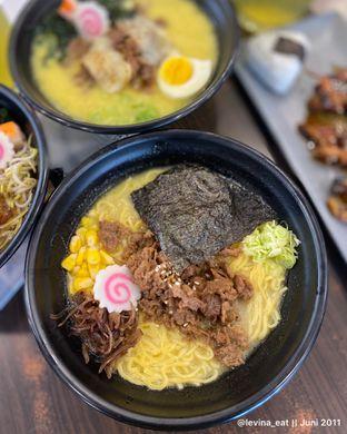 Foto review Kazoku Ramen & Soba oleh Levina JV (IG : @levina_eat & @levinajv) 1