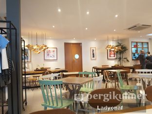 Foto 2 - Interior di Gentle Ben oleh Ladyonaf @placetogoandeat