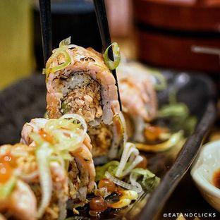 Foto - Makanan di Sushi Tei oleh @eatandclicks Vian & Christine