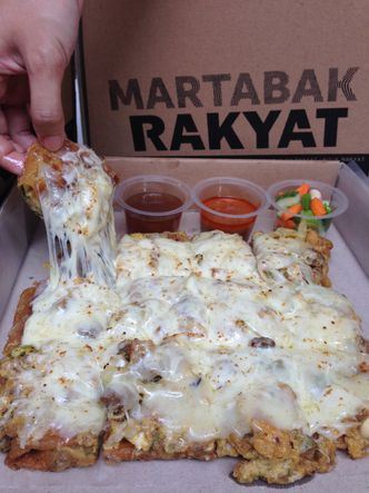 Foto Makanan di Martabak Rakyat