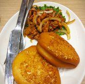 Foto Shredded Meat Bun di PUTIEN
