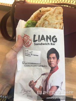 Foto 2 - Makanan di Liang Sandwich Bar oleh Hungry Mommy