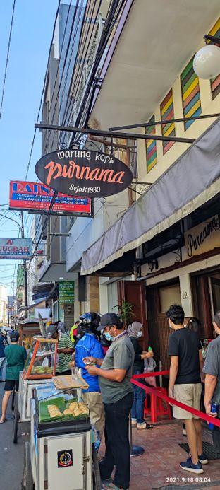 Foto 1 - Eksterior di Warung Kopi Purnama oleh @duorakuss