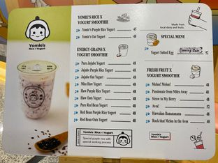 Foto review Yomie's Rice X Yogurt oleh Duolaparr  3