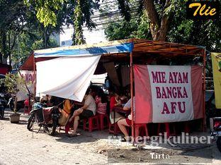 Foto 2 - Eksterior di Bakmi Bangka Afu oleh Tirta Lie