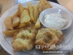 Foto 1 - Makanan(Fish n Chip) di Warung Pringga oleh @bellystories (Indra Nurhafidh)