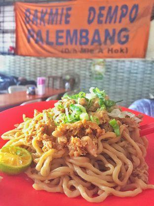 Foto 3 - Makanan di Bakmi Ahok Dempo Palembang oleh Maria Teresia