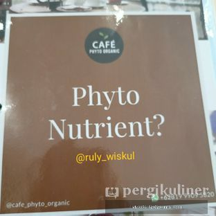 Foto review Cafe Phyto Organic oleh Ruly Wiskul 26