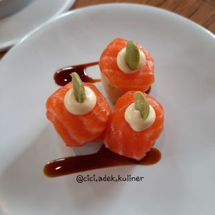 Foto review Tom Sushi oleh Jenny (@cici.adek.kuliner) 9