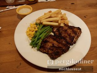 Foto 7 - Makanan di Holycow! STEAKHOUSE by Chef Afit oleh Mich Love Eat