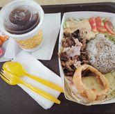 Foto Nasi Kebuli + (Paket) di Doner Kebab