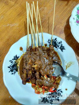 Foto 5 - Makanan(sate klopo sapi) di Sate Pak Mat Jami'i oleh Winata Arafad