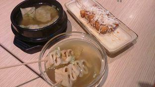Foto 3 - Makanan(Odeng, manduguk, tteokochi rice cakes) di Chagiya Korean Suki & BBQ oleh Annti Nursanti