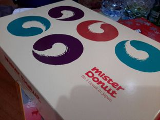 Foto review Mister Donut oleh Anderson H. 1