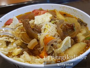 Foto 1 - Makanan di Soto Mie Sawah Lio oleh Ladyonaf @placetogoandeat