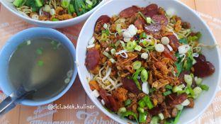 Foto review Bakmie Berkat Akuet oleh Jenny (@cici.adek.kuliner) 2