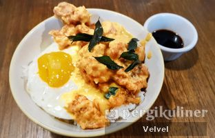Foto 1 - Makanan(Salted Egg Chicken) di The People's Cafe oleh Velvel