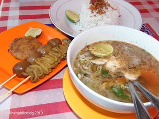 Foto review Nasi Soto Ayam Semarang oleh Kuliner Addict Bandung 1