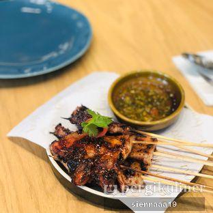 Foto 2 - Makanan(moo ping pork skewers) di Boja Eatery oleh Sienna Paramitha