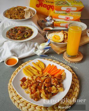 Foto 5 - Makanan di Bakmi Naga oleh Nana (IG: @foodlover_gallery)
