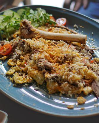 Foto Makanan di Daun Muda Soulfood by Andrea Peresthu