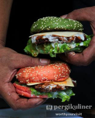 Foto review Killers Burger oleh Kintan & Revy @worthyourvisit 3