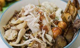Bubur Ayam Spesial Bang Jaya