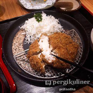 Foto 1 - Makanan(Chicken Katsu Cheese Set) di Kimukatsu oleh Prita Hayuning Dias