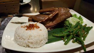Foto 1 - Makanan(Tepi Sawah Crispy or Grilled Duck) di Bebek Tepi Sawah oleh Budi Lee