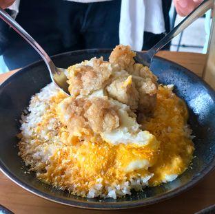 Foto 8 - Makanan(Rice And Cheese Chicken) di Rice & Cheese oleh Levina JV (IG : levina_eat )