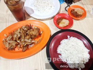 Foto 1 - Makanan di Warung Ayam Afrika oleh Slimybelly