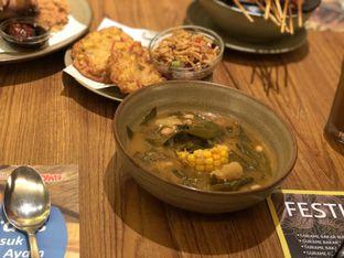 Foto 1 - Makanan(Sayur Asem) di Sate Khas Senayan oleh Nesyaa