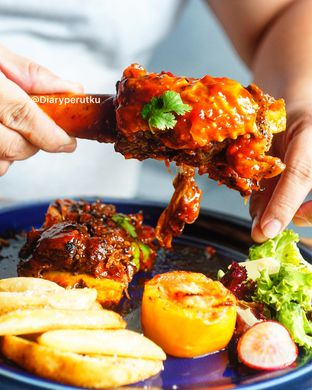 Foto 1 - Makanan di Anterograde oleh Tgh_b ( @diaryperutku )