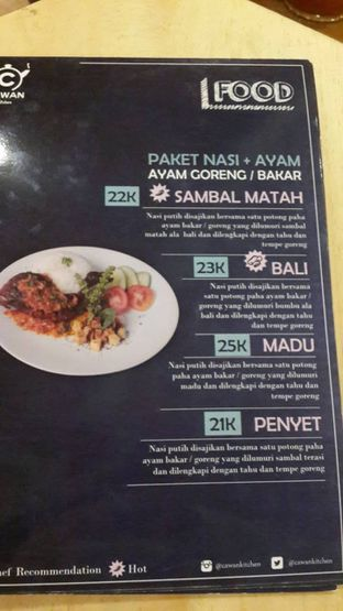 Foto 10 - Menu di Cawan Kitchen oleh NOTIFOODCATION Notice, Food, & Location