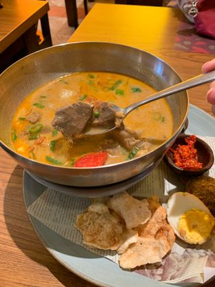 Foto 4 - Makanan di Sate Khas Senayan oleh Missfattytummy Missfattytummy