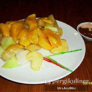 Foto 1 - Makanan(Rujak Buah) di Bakmi Toko Tiga oleh UrsAndNic
