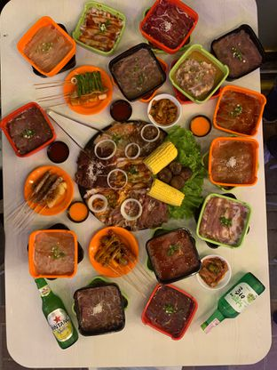 Foto 2 - Makanan di Namsan32 oleh Tepok perut