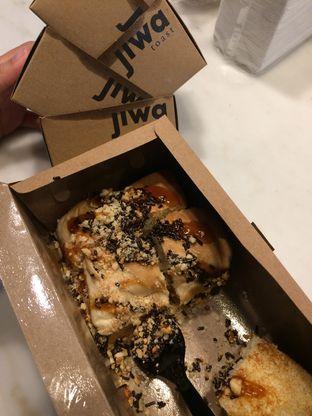 Foto 3 - Makanan(mocha cream nougat) di Jiwa Toast oleh Elvira Sutanto
