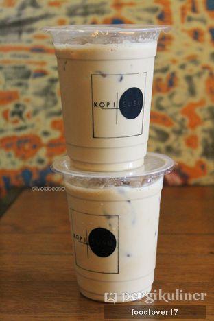 Foto 1 - Makanan di Kopi + Susu oleh Sillyoldbear.id