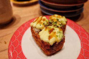 Foto review Tom Sushi oleh Filipi & Caroline IG : @ratu_makan 1