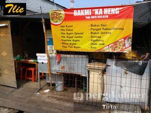 Foto 3 - Eksterior di Bakmi Ka Heng oleh Tirta Lie