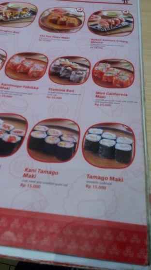 Foto 1 - Menu di Sushi Kiosk oleh Nena Zakiah